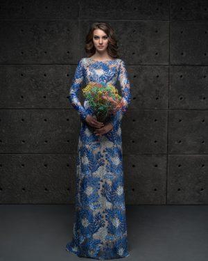 Абитуриентска рокля Чиконе Hadassa