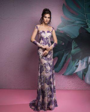 Абитуриентска рокля Дона Hadassa
