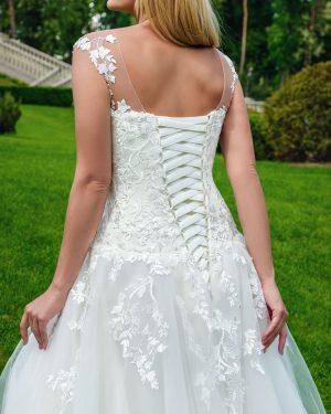Сватбена рокля Белинда Hadassa