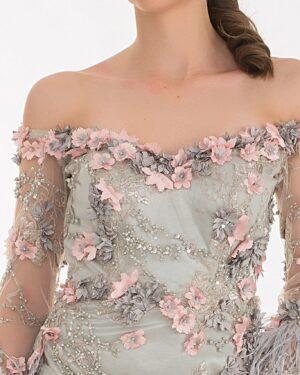 Абитуриентска рокля 5021 Rosha