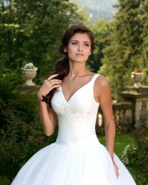 Булчинска рокля Моли Hadassa