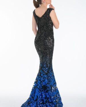 Абитуриентска рокля 5383 Rosha