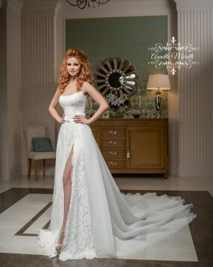 Булчинска рокля Лъки Hadassa