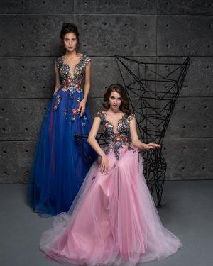 Абитуриентска рокля Даная Hadassa