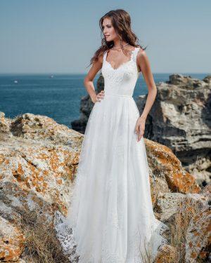Булчинска рокля Джена Hadassa