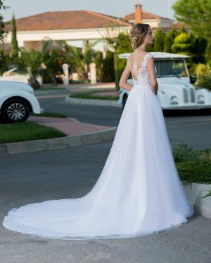 Булчинска рокля Магда Hadassa