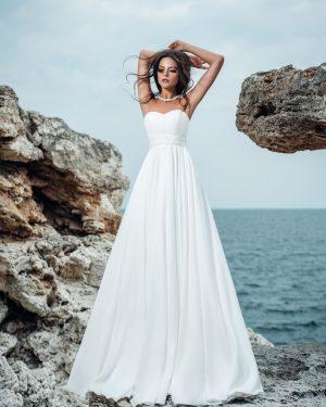 Булчинска рокля Далал Hadassa