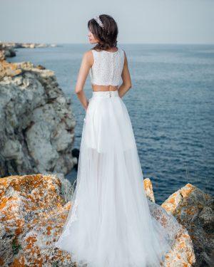 Булчинска рокля Церсей Hadassa