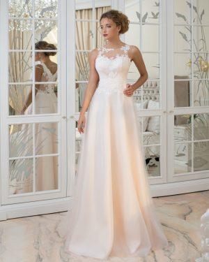 Булчинска рокля Басма Hadassa