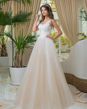 Булчинска рокля Амелия Hadassa