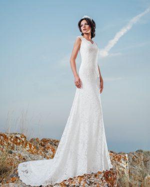 Булчинска рокля Аиша Hadassa