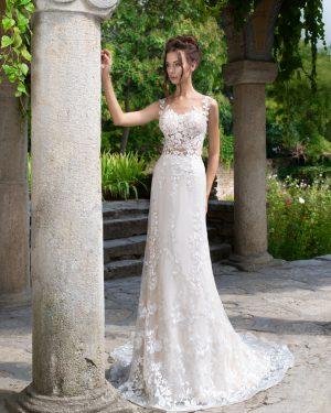 Булчинска рокля Милано Hadassa