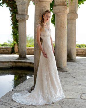 Булчинска рокля Лин Hadassa