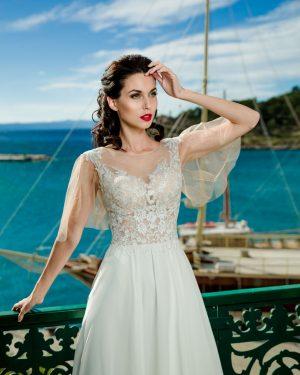 Булчинска рокля Виолет Hadassa