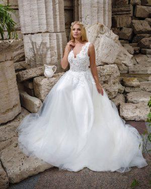 Сватбена рокля Леона Hadassa