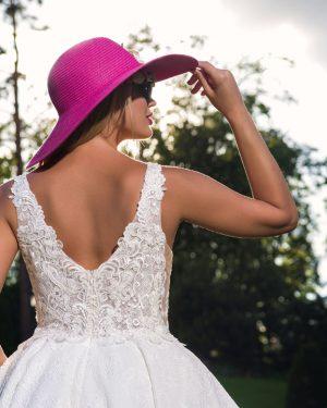 Сватбена рокля Иви Hadassa