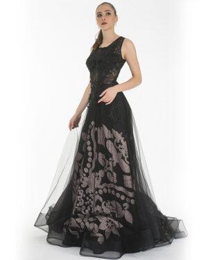 Абитуриентска рокля 7085 Rosha