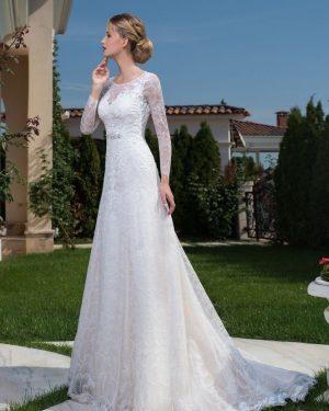 Сватбена рокля Каро Hadassa