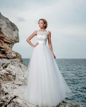 Булчинска рокля Елиза Hadassa