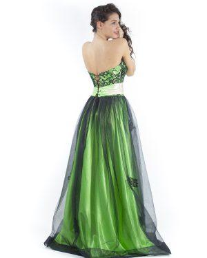 Абитуриентска рокля А9192