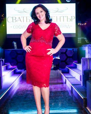 Абитуриентска рокля 5412