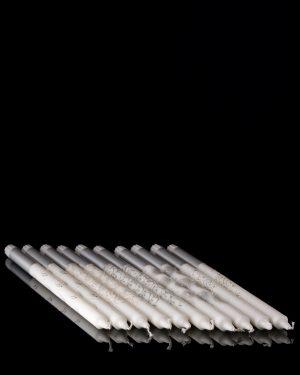 Свещи Стил сребърни