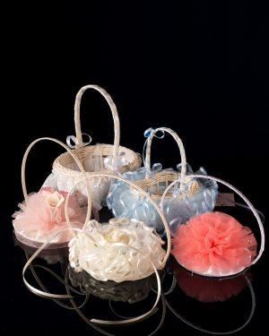 Кошнички за сватбени халки