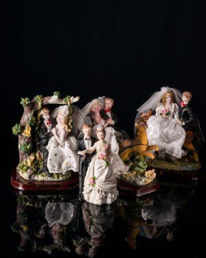 Фигурки за сватбена торта