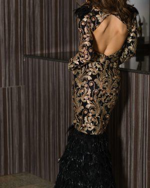 Абитуриентска рокля Анджела Lorreti