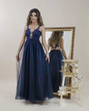 Абитуриентска рокля Лиана Lorreti