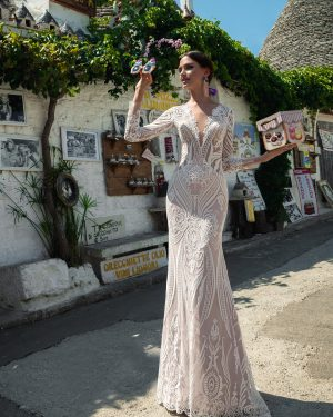 Сватбена рокля Алма Hadassa