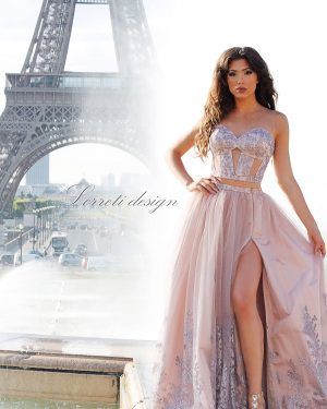 Абитуриентска рокля Сет Парис 2 Lorreti
