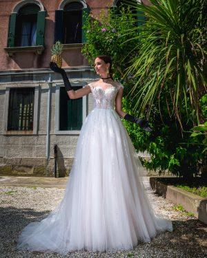 Сватбена рокля Малмо Hadassa