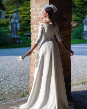 Сватбена рокля Мегано Hadassa