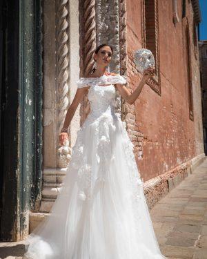 Сватбена рокля Моет Hadassa