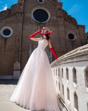 Сватбена рокля Труди Hadassa
