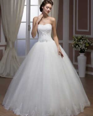 Булчинска рокля Лейла Hadassa