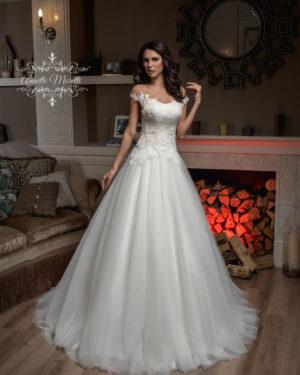 Булчинска рокля Сибил Hadassa