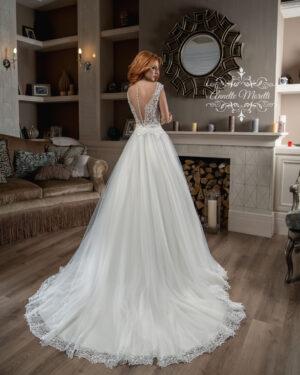 Булчинска рокля Санди Hadassa