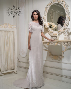 Булчинска рокля Клео Hadassa