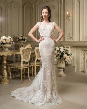 Булчинска рокля Колет Hadassa