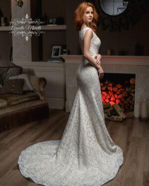 Булчинска рокля Геми Hadassa