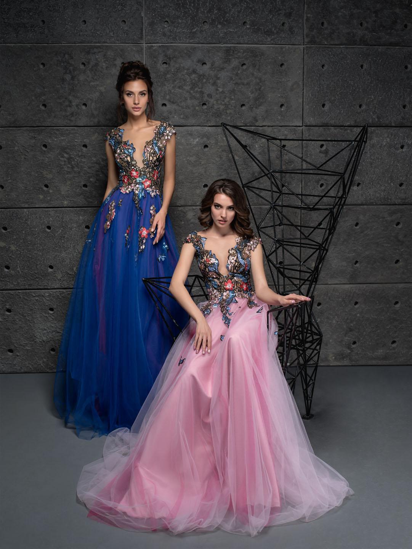 7ecf14670dc Абитуриентска рокля Даная Hadassa