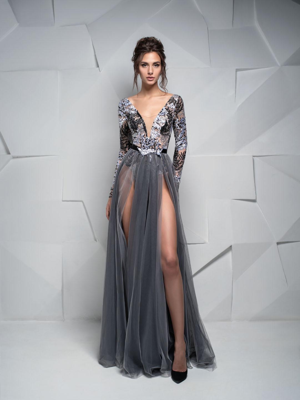 0f3b8aa75e5 Абитуриентска рокля Лина Hadassa