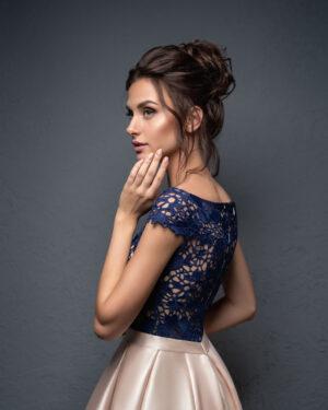 Абитуриентска рокля Естел Hadassa