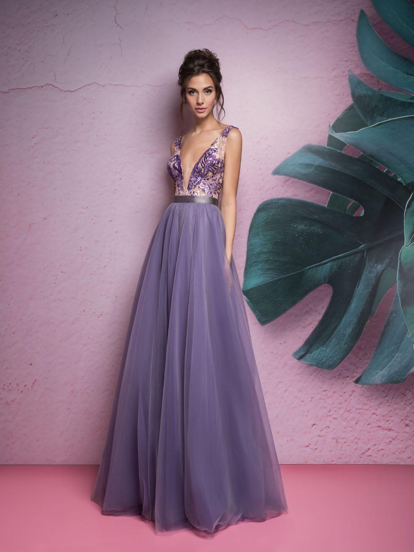 2c0de9b119d Абитуриентска рокля Мона Hadassa