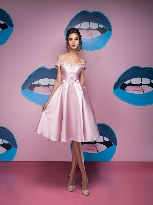 380141736ee Абитуриентска рокля Клеа Hadassa