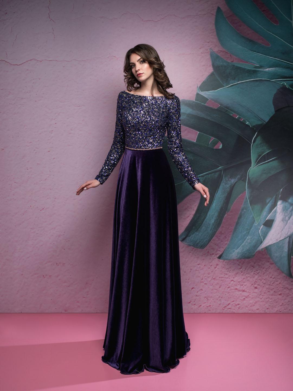 1d33a8aa3dc Абитуриентска рокля Дороти Hadassa