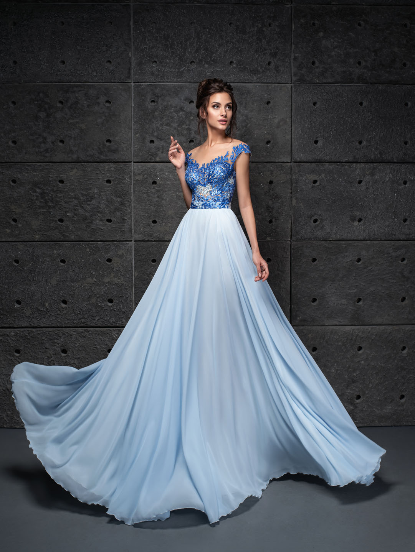 9d5a6106741 Абитуриентска рокля Доминика Hadassa