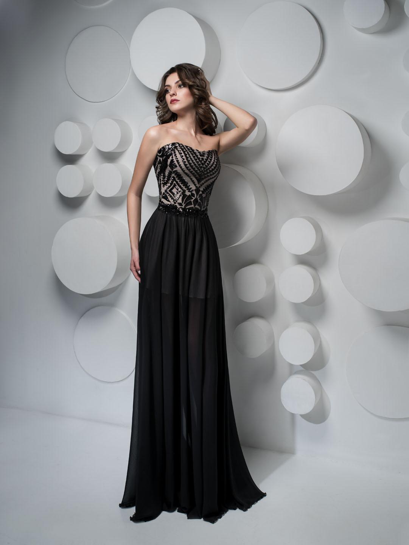 1cff5565176 Абитуриентска рокля Елза Hadassa